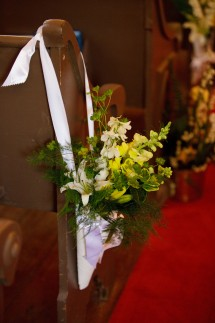 Wedding flowers 215x323 - Photo permission from Eric Graf Photography.