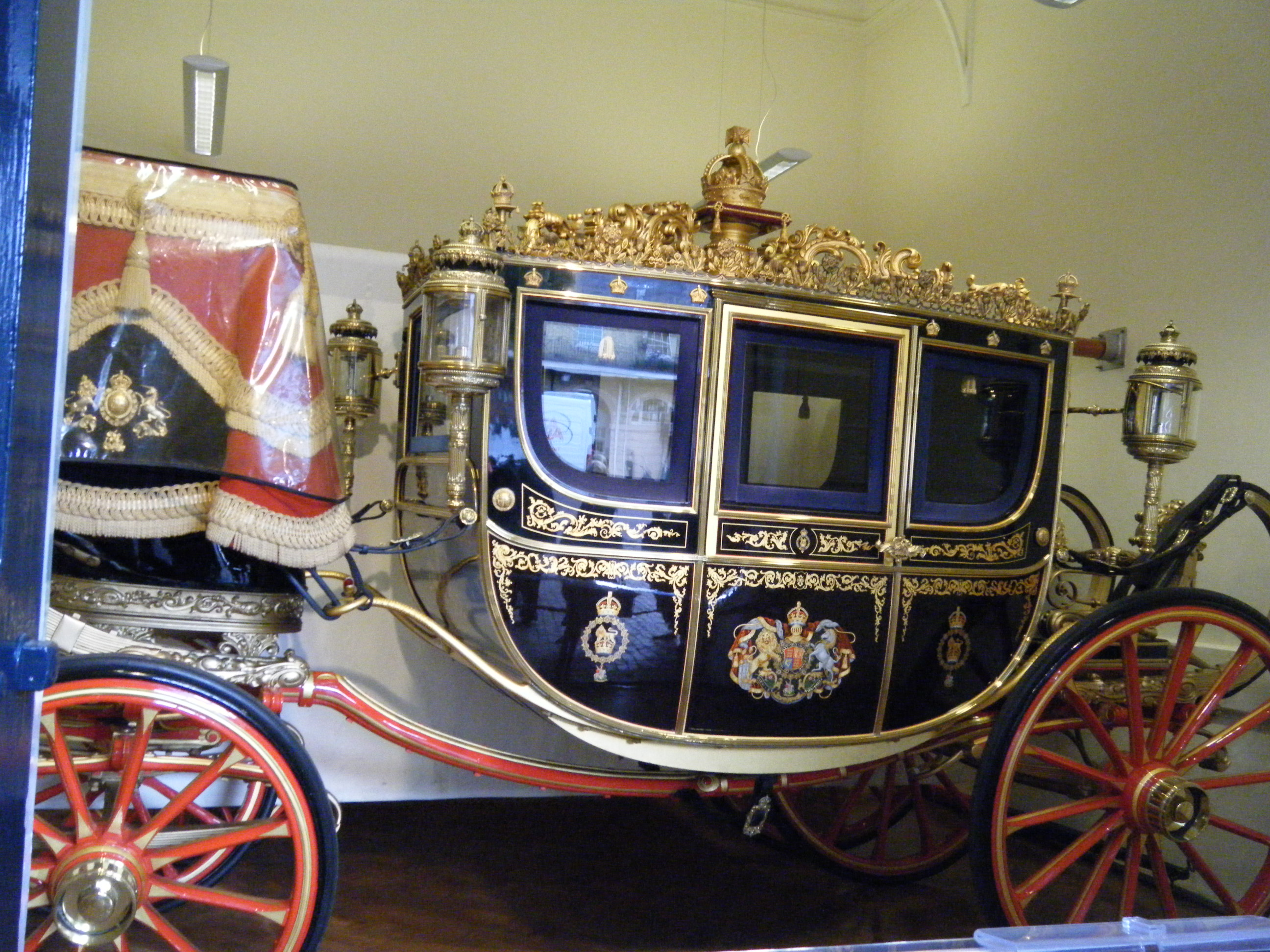 Queen's Carriages