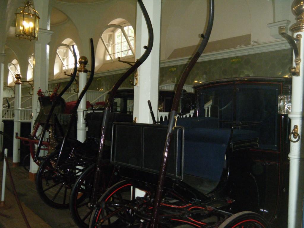 Queen horses