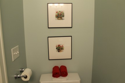 IMG 0510 430x286 - Powder Room Reveal