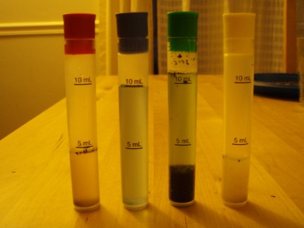 Soil test 430x323 - It's Not Easy Being Green