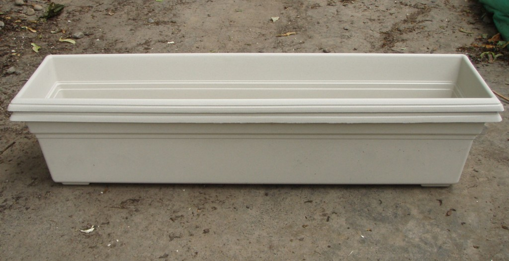 Window box before painting 1024x525 - Window Boxes - Finally