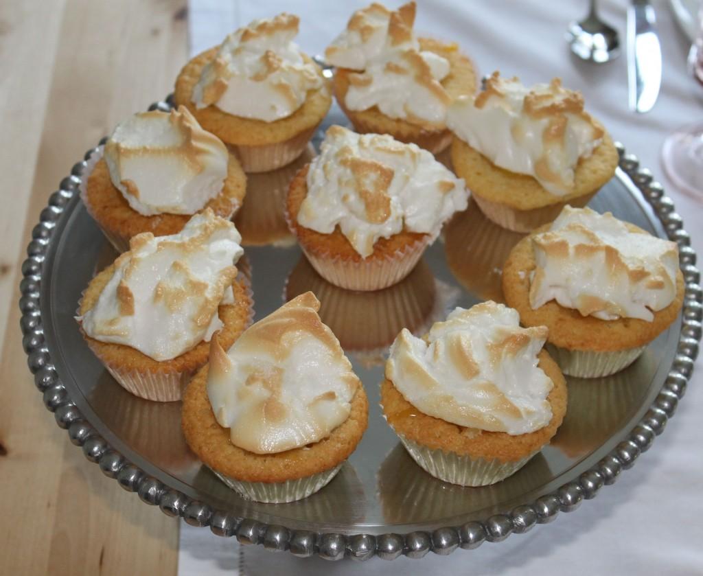Cupcakes 1024x839 - Lemon Meringue Pie Cupcakes