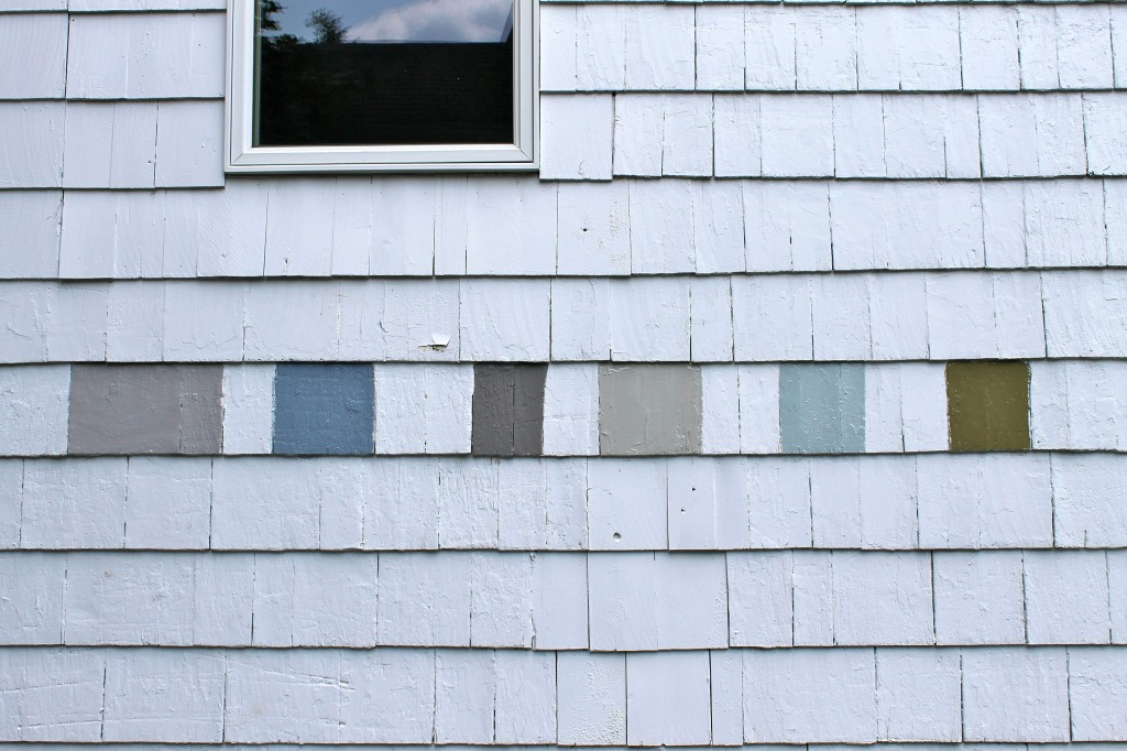 House color samples