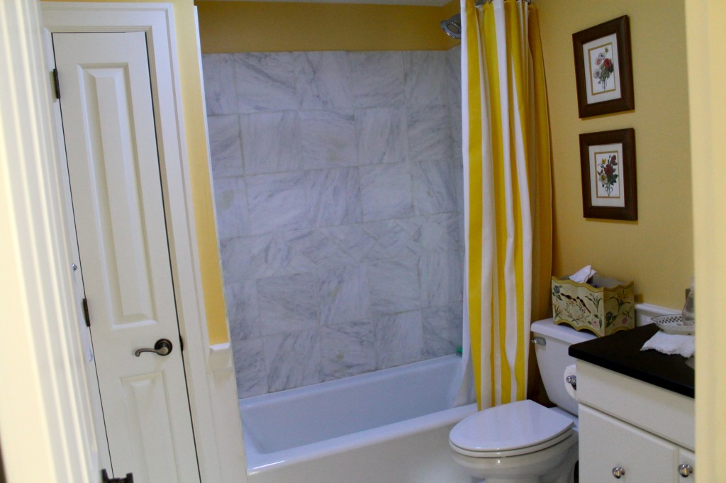 IMG 0855 1024x681 - Guest Bath Reveal