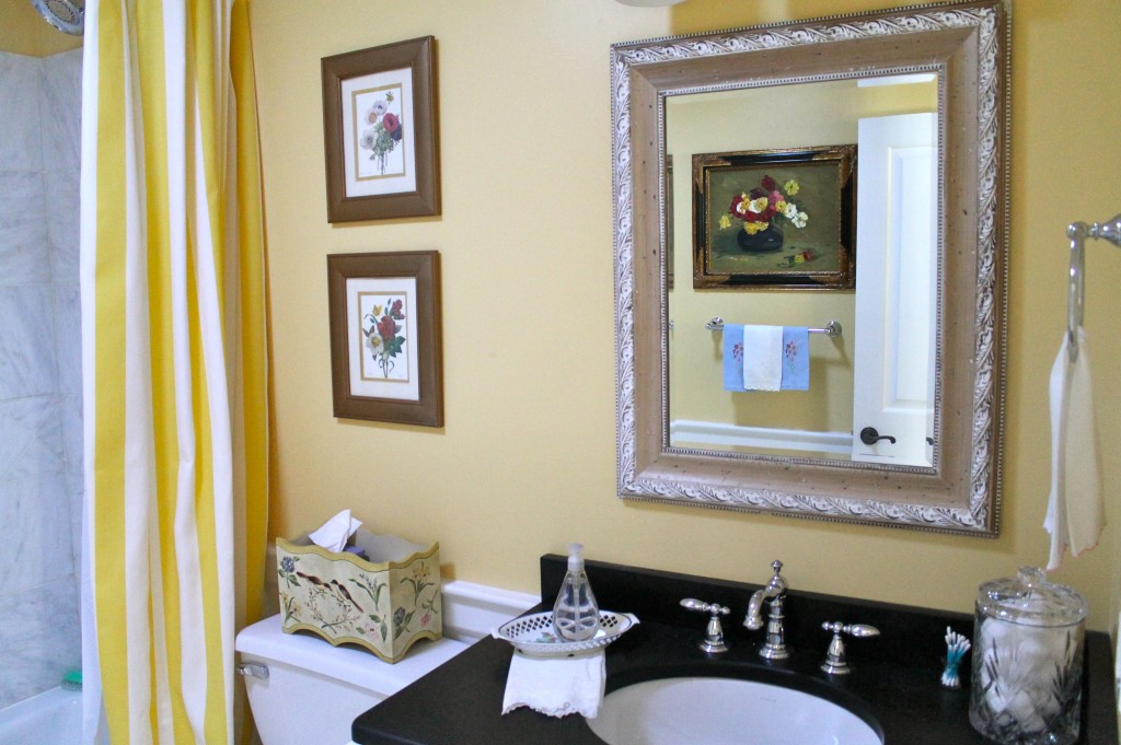 Bathroom Yellow Paint yellow | favorite paint colors blog