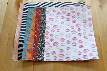 Plate paper 430x286 - Scrap book paper