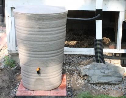 Rain Barrel After 413x323 - Rain Barrel