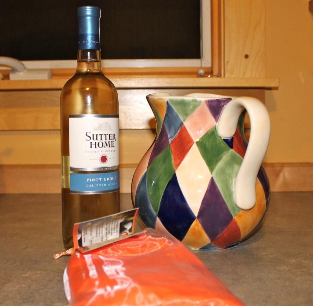 Wine Slush