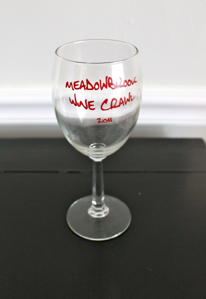 Wine glass 705x1024 - Hosting a Wine Crawl