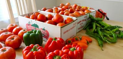 Canning produce more 430x207 - Produce