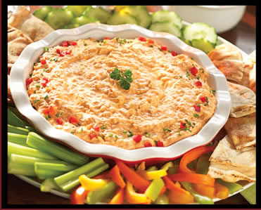chickdip - Buffalo Chicken Dip