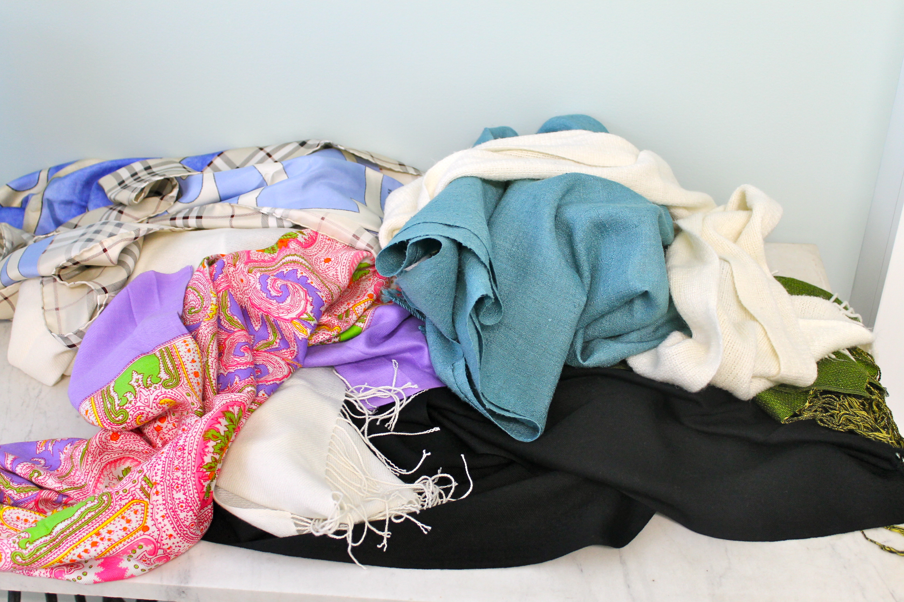IMG 1059 - How To Organize Your Scarves
