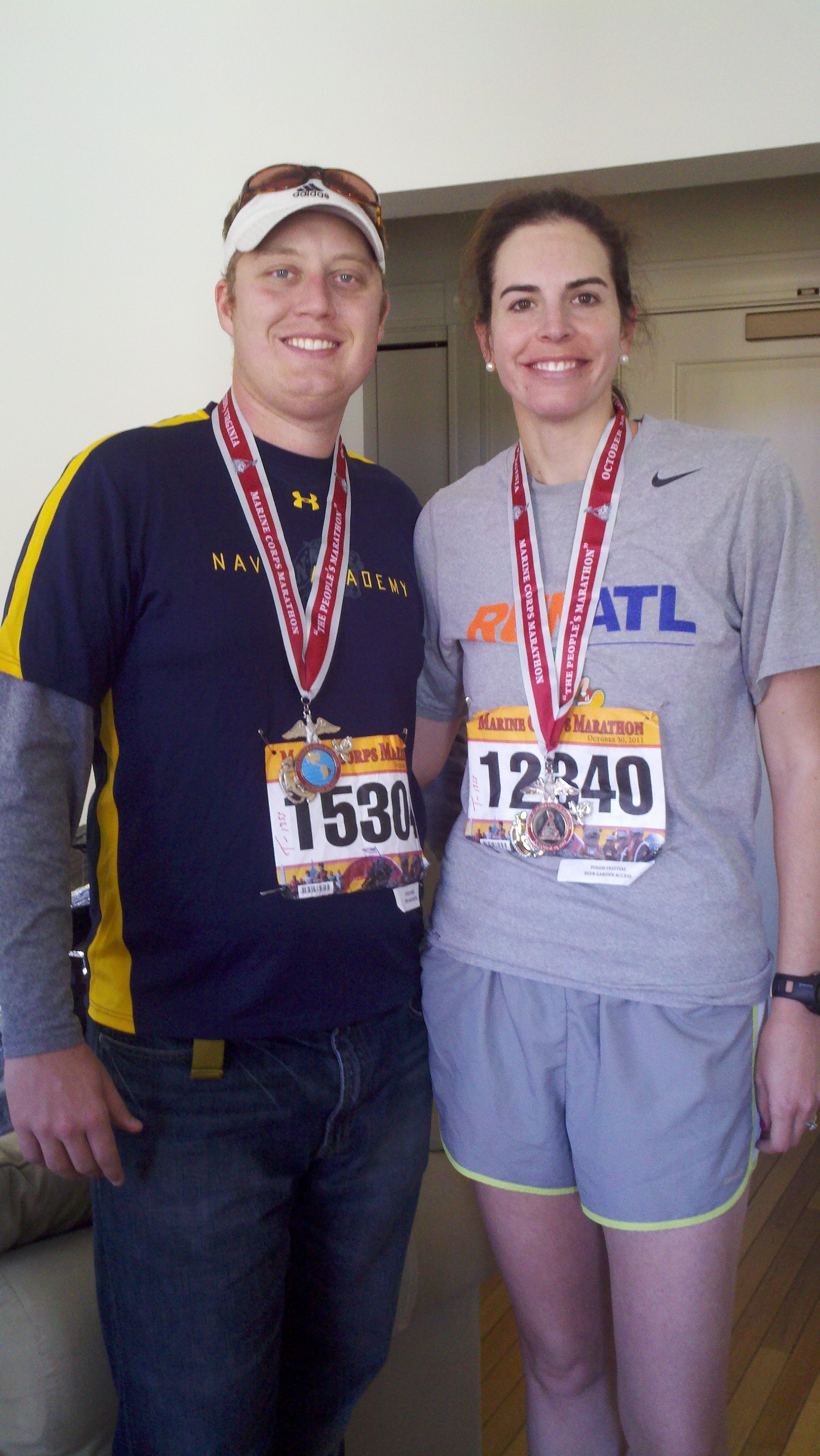 Marathon - Taking it easy