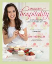 books - Modern Hospitality - A Review and A Recipe