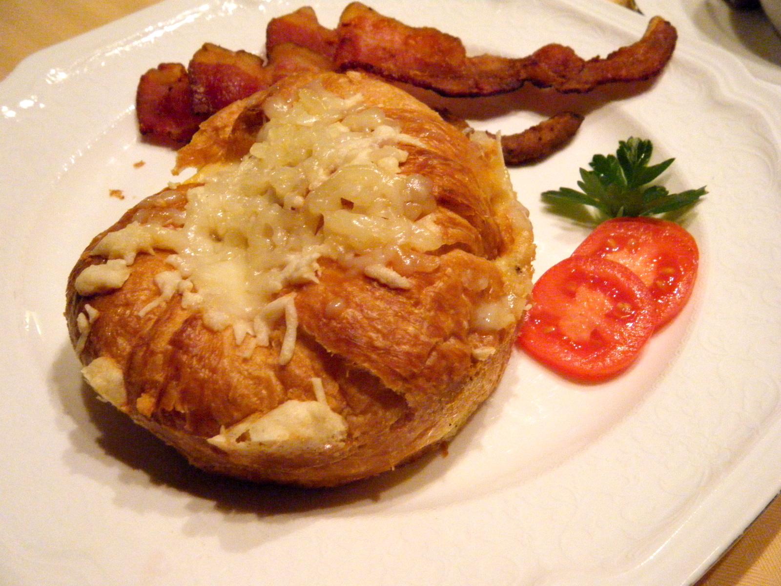 DSCF2386 - Croissant Omelette Recipe