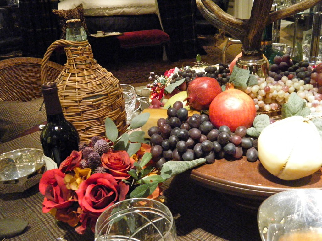 DSCF2457 1024x768 - Revisiting Ralph Lauren's Thanksgiving Table