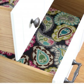 DIY Drawer Liners