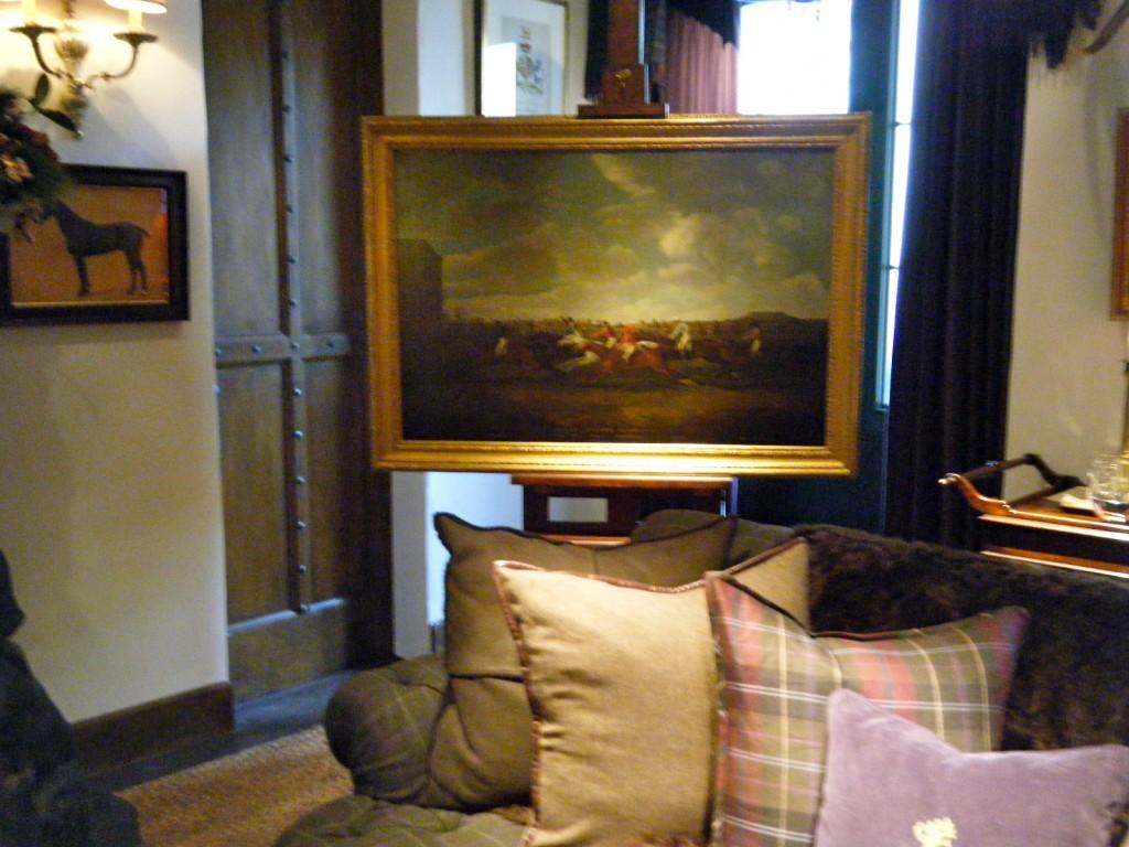DSCF24691 1024x768 - See Ralph Lauren's Sitting Room and Bedroom