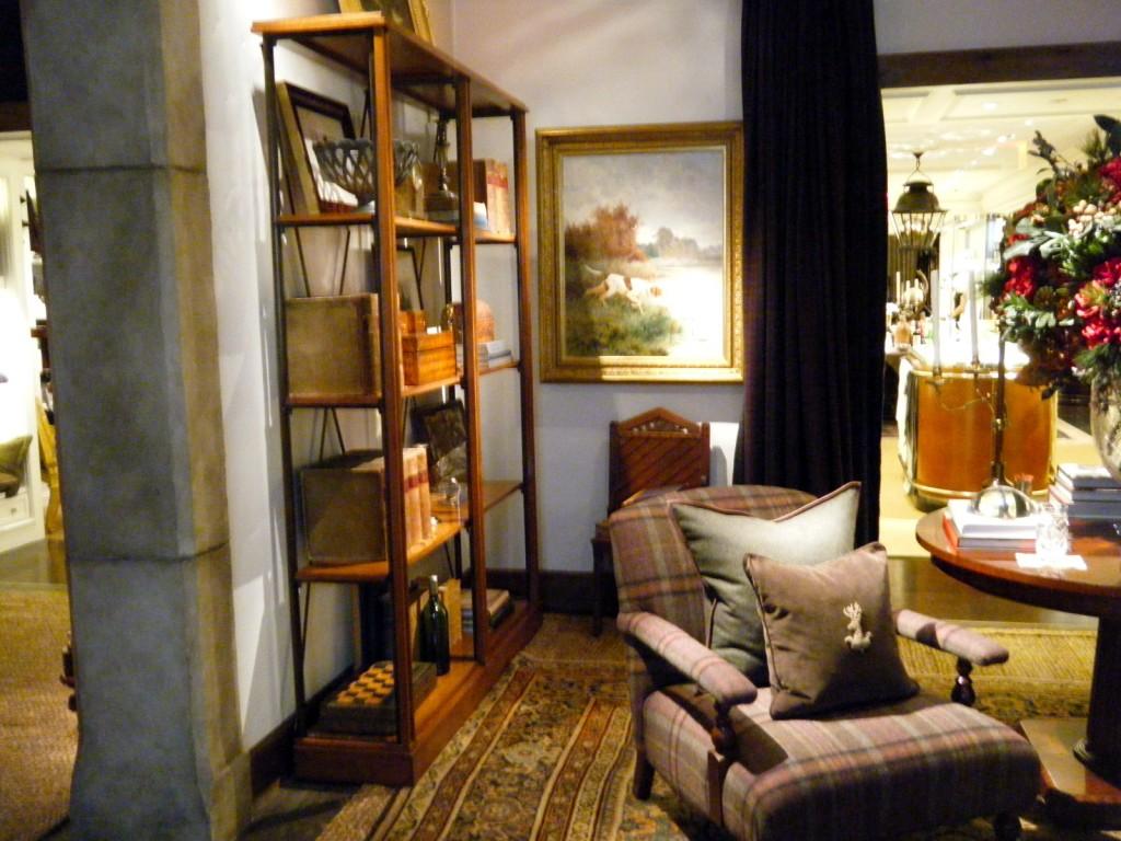 DSCF2474 1024x768 - See Ralph Lauren's Sitting Room and Bedroom