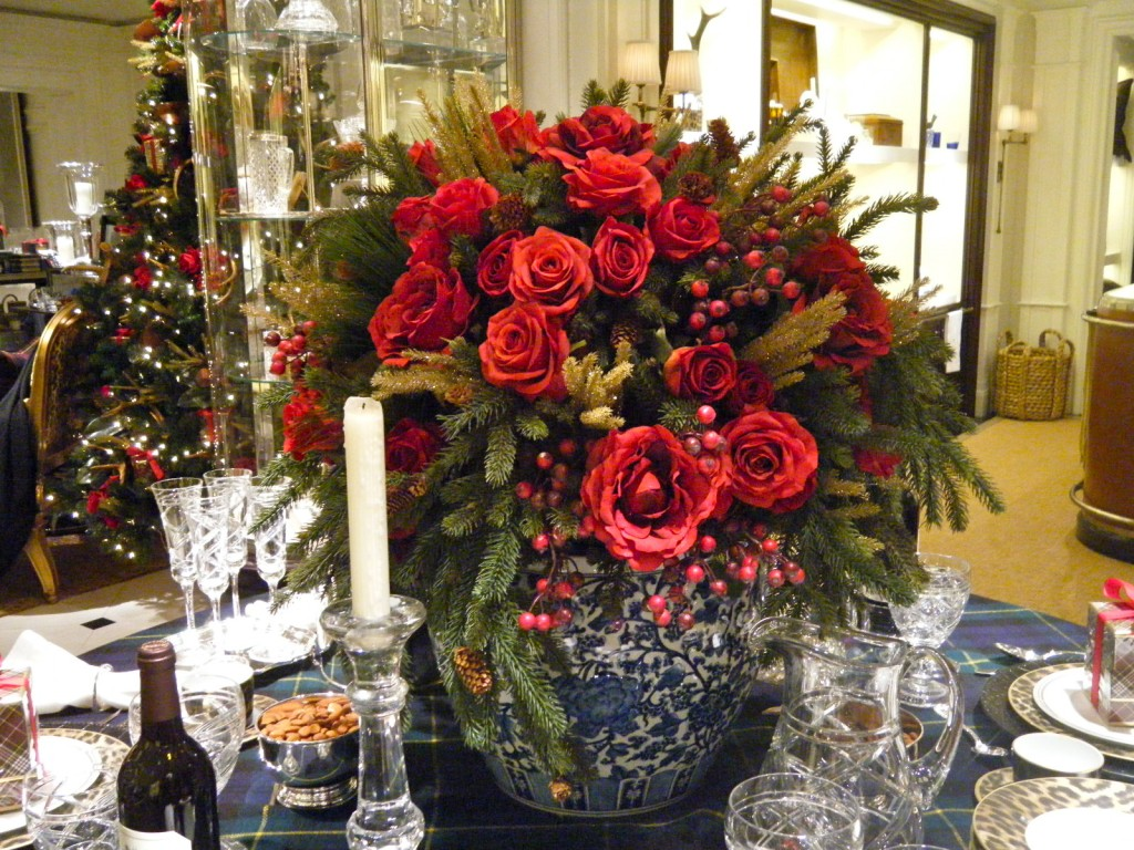 DSCF2618 1024x768 - Ralph Lauren's Christmas Table