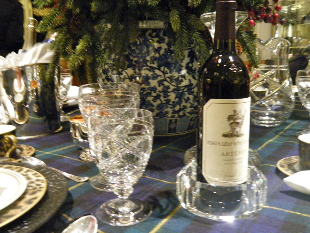 DSCF2620 1024x768 - Ralph Lauren's Christmas Table
