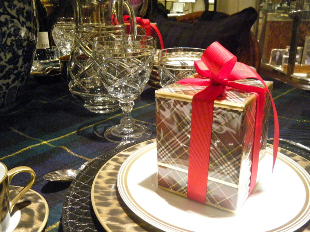 DSCF2622 1024x768 - Ralph Lauren's Christmas Table