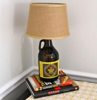 Beer After 314x323 - DIY Growler Lamp