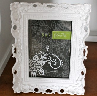 Frame 327x323 - Picture Frame
