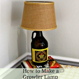 How to Make a Growler Lamp 275x275 - How to Make a Growler Lamp