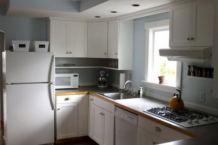Kitchen left 430x286 - Kitchen After