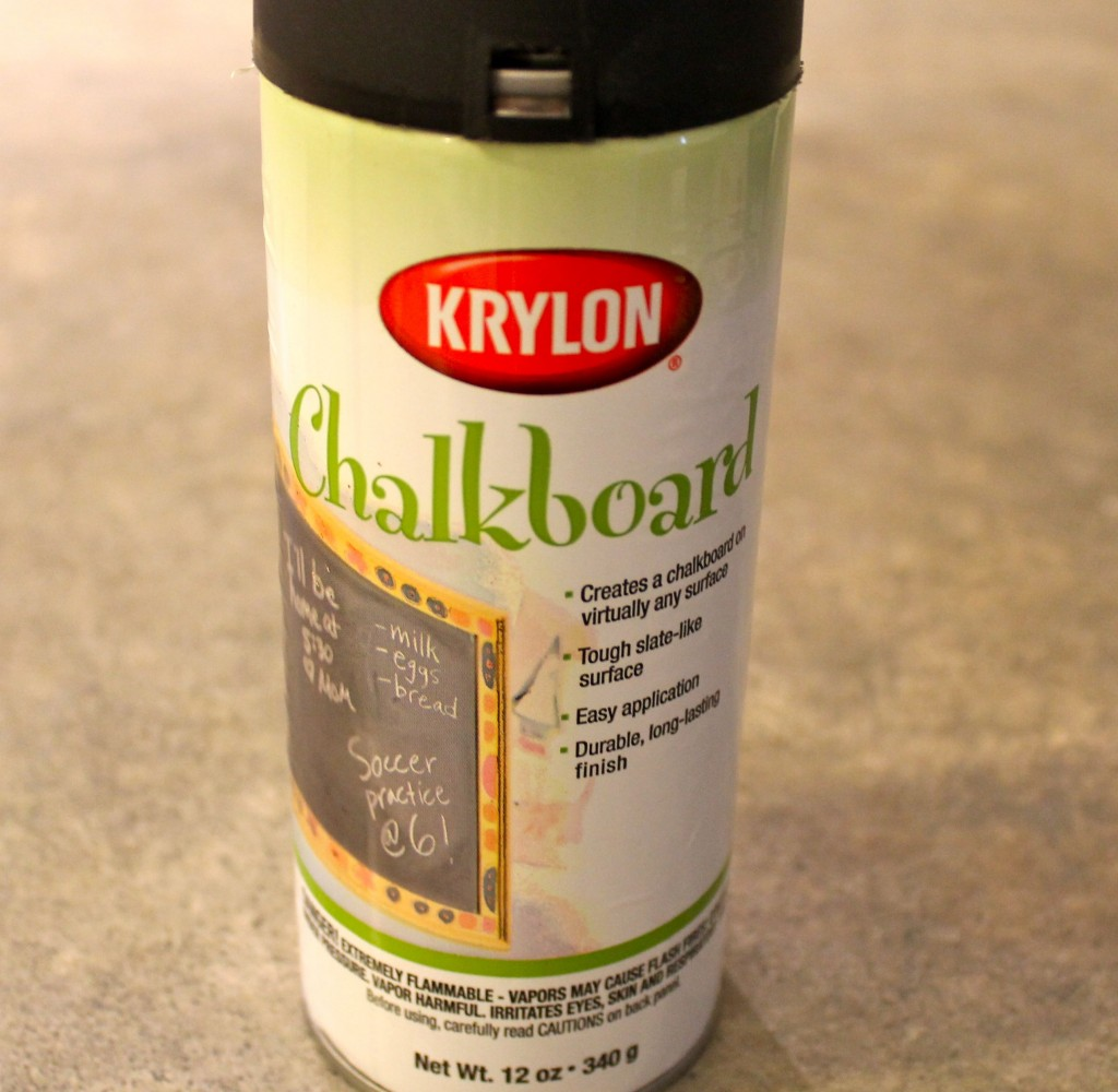 Chalkboard paint 1024x1000 - Wooden Chalkboard