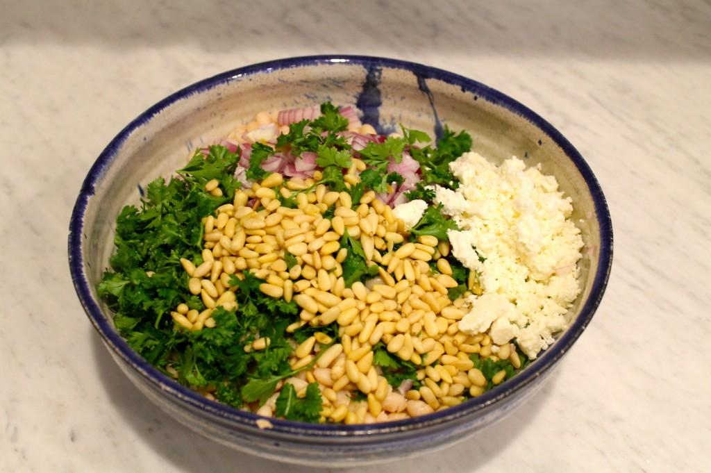 IMG 1740 1024x681 - White Bean Salad