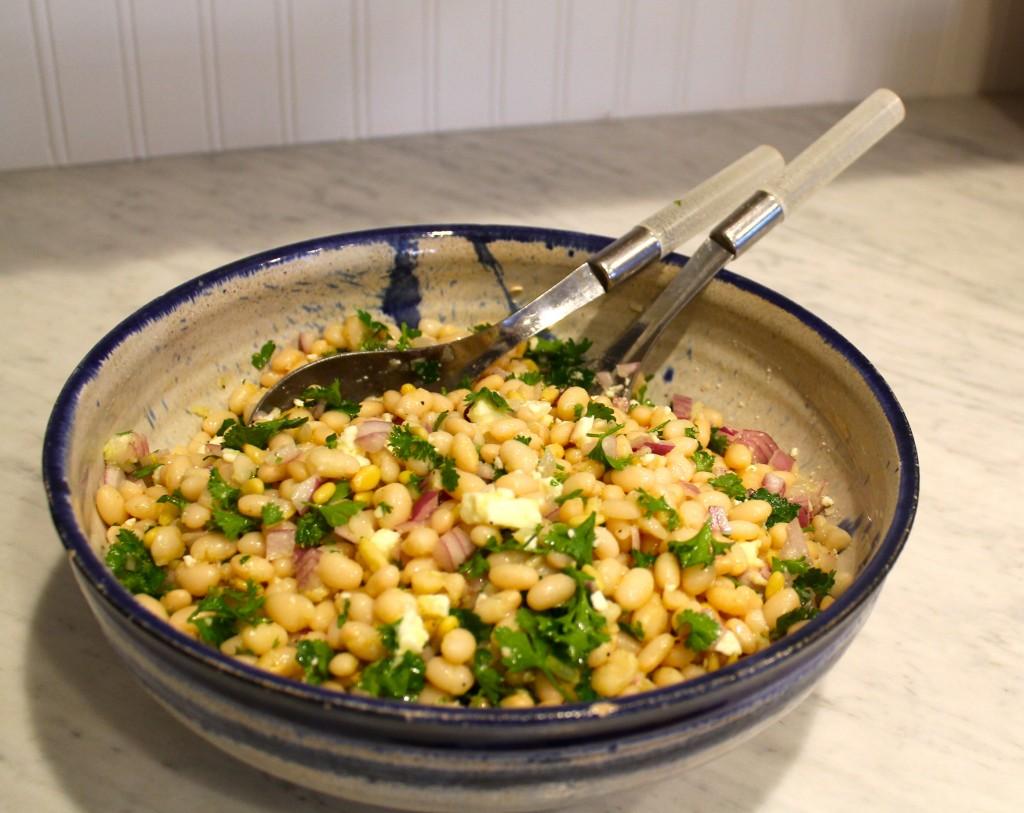 IMG 1746 1024x813 - White Bean Salad