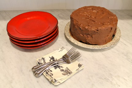 IMG 1779 430x286 - Chocolate Cake