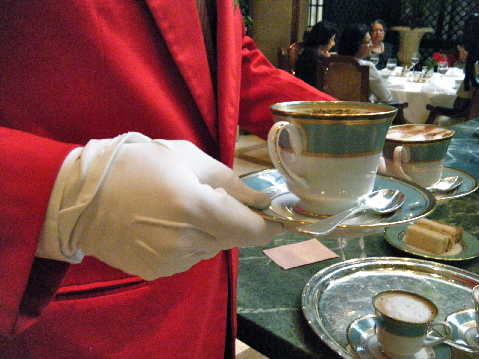 DSCF2961 - High Tea in Buenos Aires