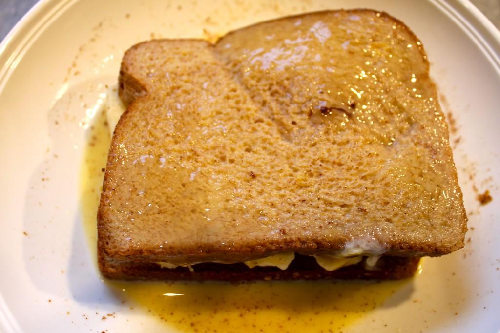 Food 1024x682 - Banana Breakfast Sandwich