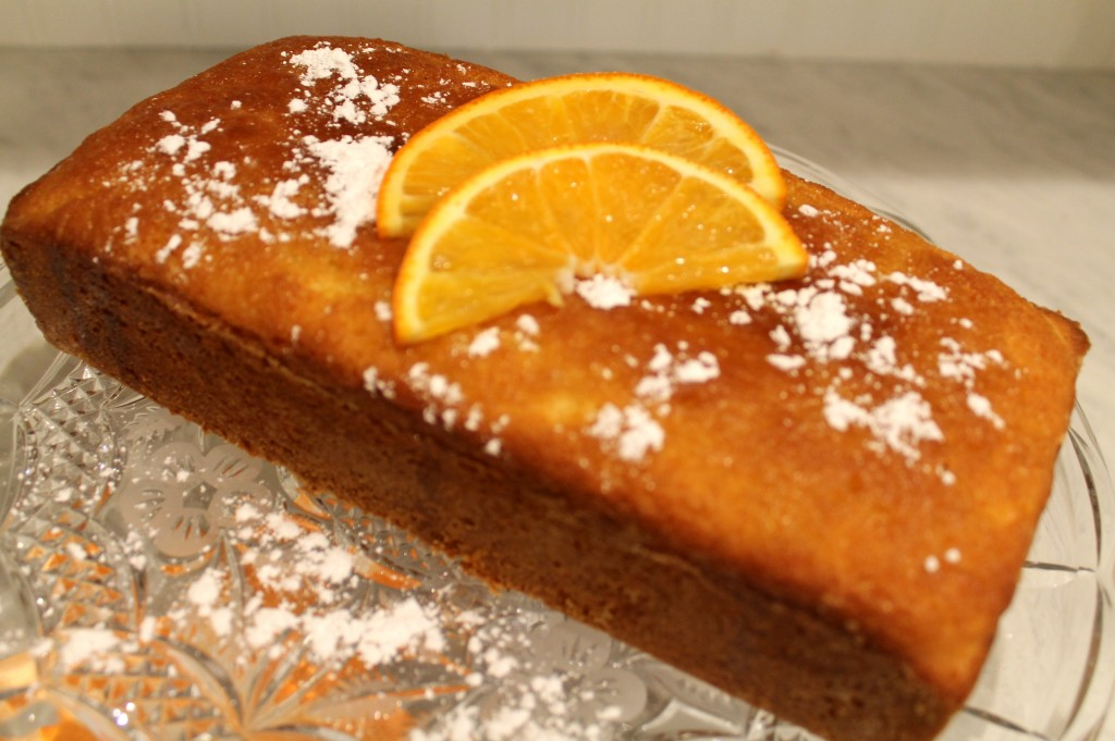IMG 1862 1024x681 - Orange Pound Cake Recipe