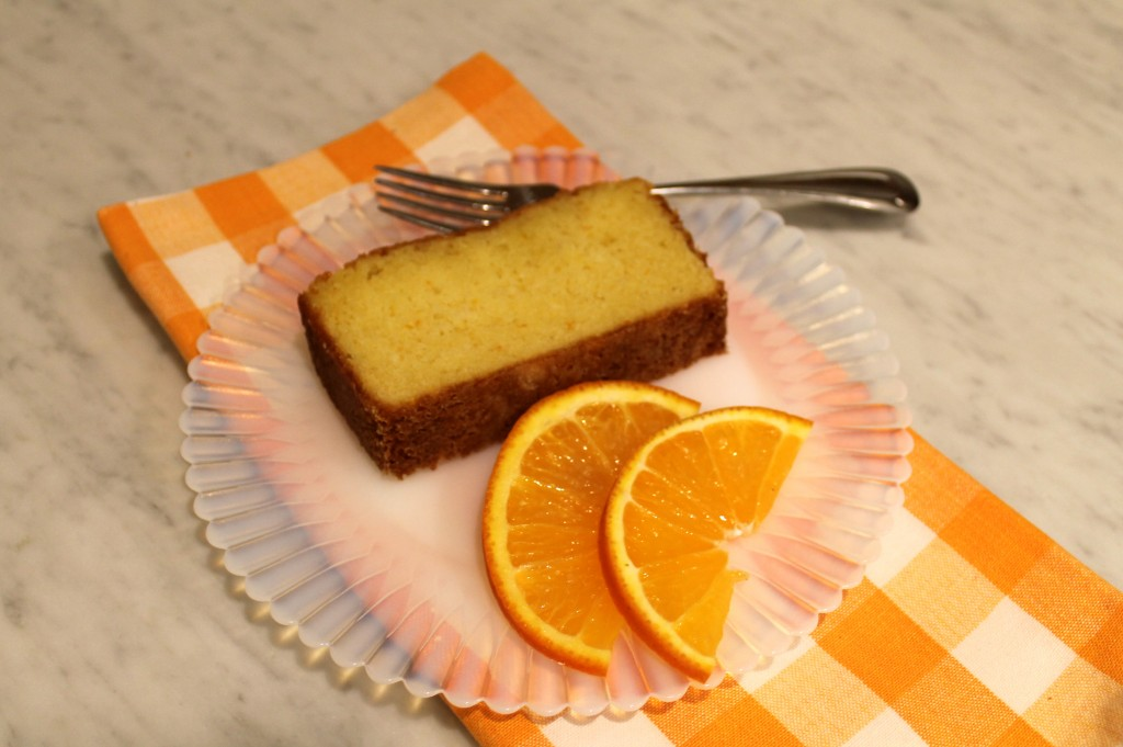 IMG 1863 1024x681 - Orange Pound Cake Recipe