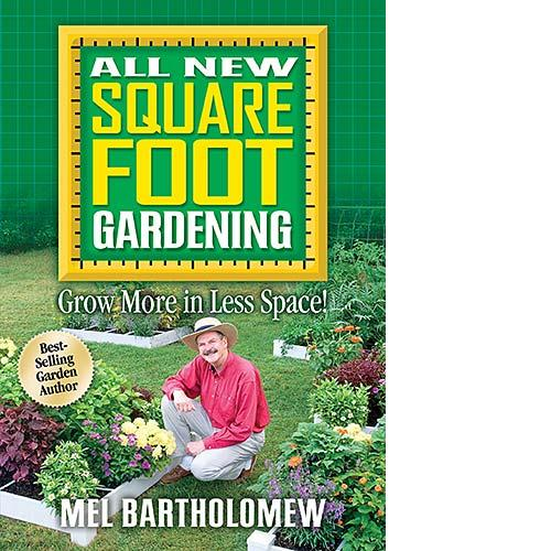 Book - Square Foot Gardening