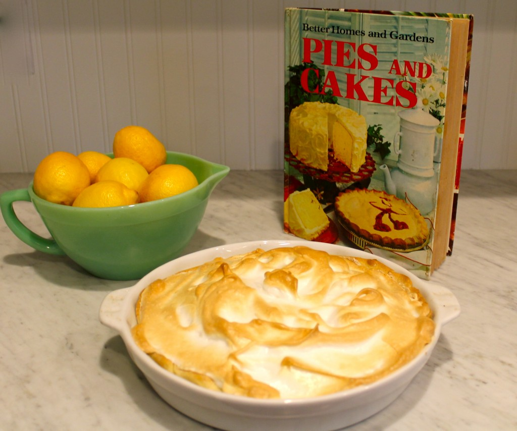 Lemon Meringue Pie - The 2 Seasons