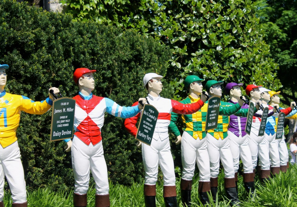 IMG 2181 1024x716 - A Day at the Races