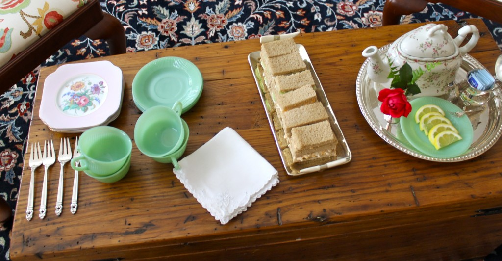 IMG 2340 1024x532 - Afternoon Tea, Chez Moi