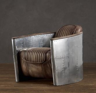 RH Aviator Chair 331x323 - Restoration Hardware Aviator Chair