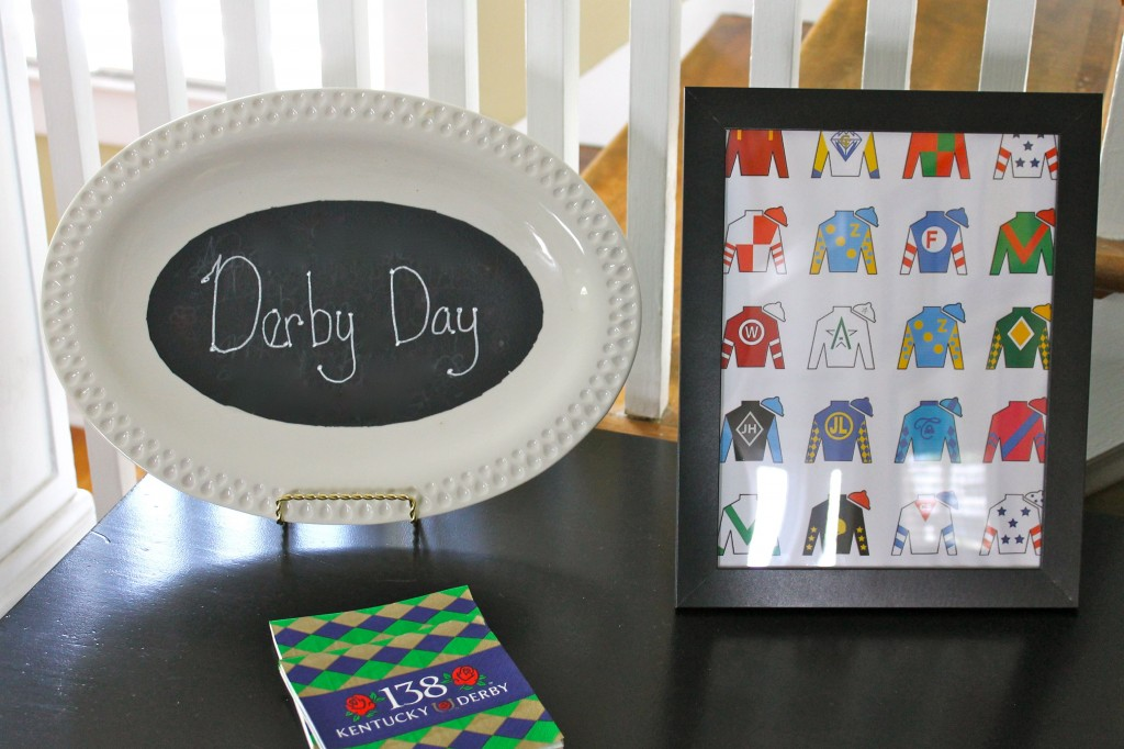 Derby decorations 1024x682 - How To Host A Derby Party