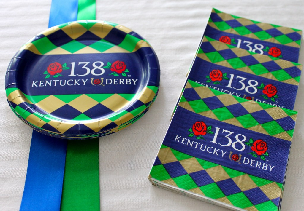 Derby plates 1024x712 - Taking the South to the North, Derby Style