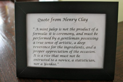 Derby quote 430x286 - Henry Clay quote