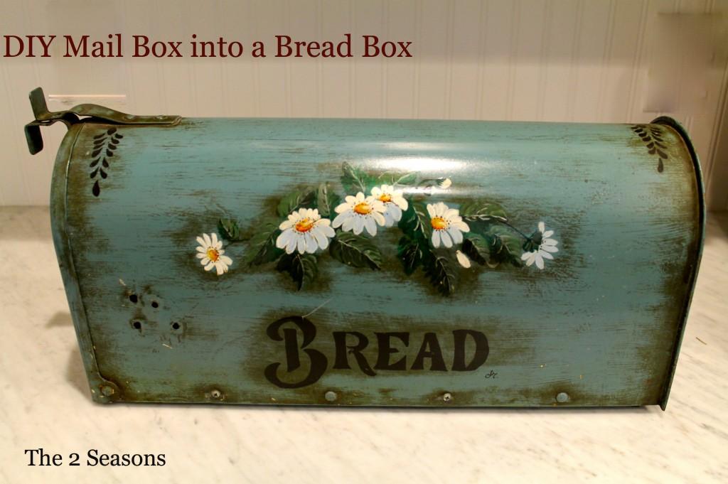 Mail Box to Bread Box