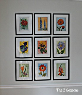 Pictures finished 277x323 - Art Wall