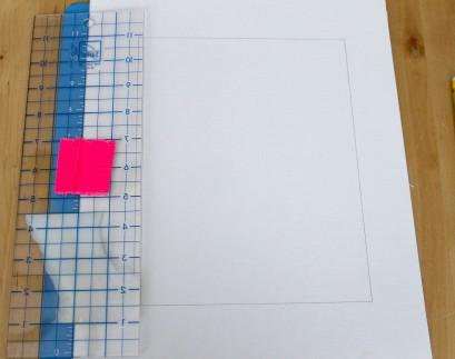 Wall mat before 409x323 - Measuring mats to cut